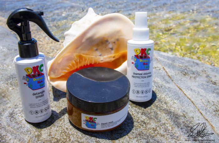 Repair Mask - Detangle Spray - Chlorine Protection 02 (Custom)